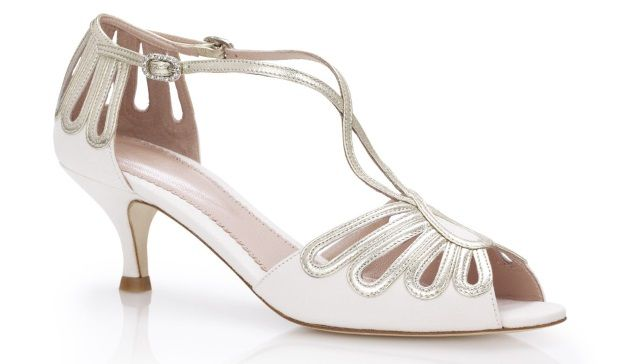 Good Ask WOL   Where To Find Fabulous Low   Mid Heel Wedding Shoes |  Weddingsonline