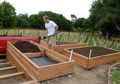 season vegetable garden plan