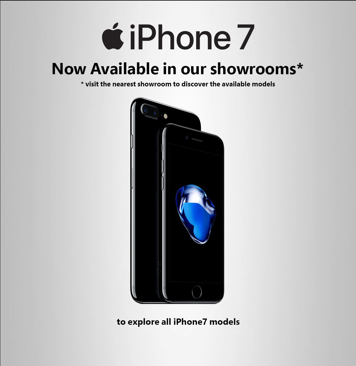 Now Iphone7 Is Available In Jarir Showrooms Iphone 7 Iphone 7 Plus Iphone