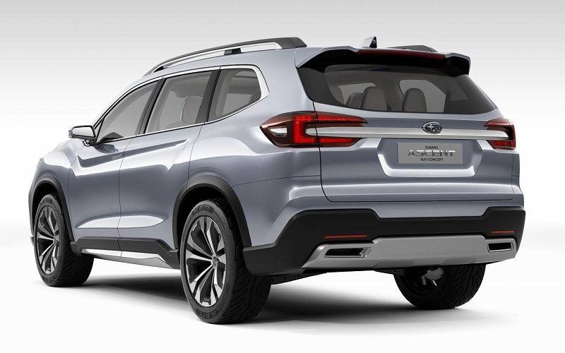 Subaru To Build All New Seven Seat Suv Subaru Suv Subaru Suv Cars