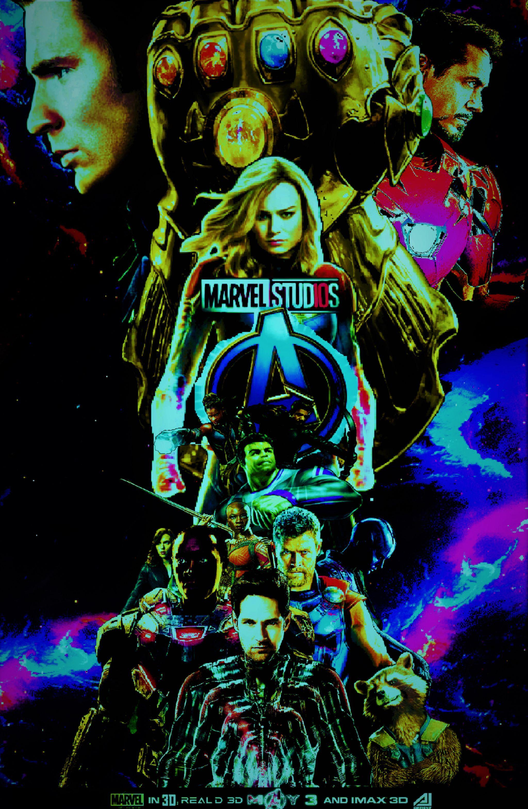 Vengadores End Game Película Completa Avengers Marvel Mundo Marvel