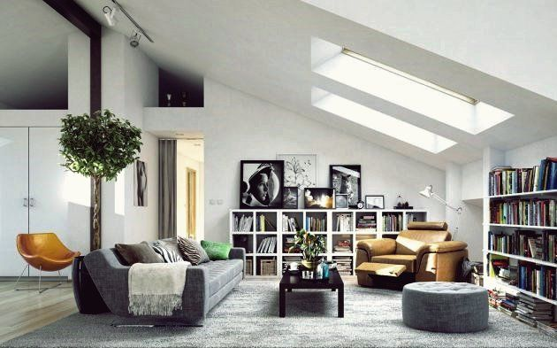 Photo of 17 charmante skandinavische Wohnzimmer-Designs, die Sie sehen müssen