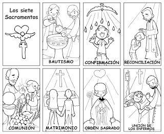 Sgblogosfera Amigos De Jesús Los Sacramentos De La Iglesia