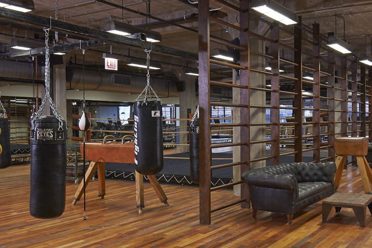 soho house takes over old belt factory in chicago