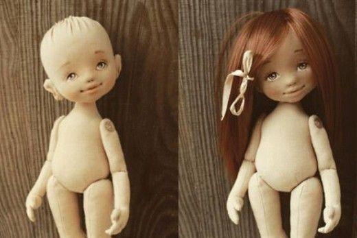 выкройки для куклы sasha doll