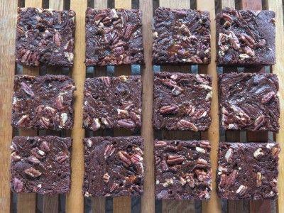 Cajeta Brownies