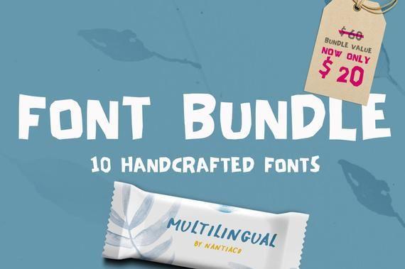 Download Font Bundle Pack greek font multilingual mac font cool ...