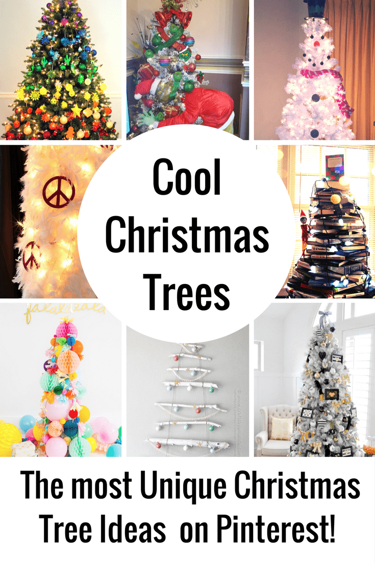 looking for totally different christmas tree decorating ideas these unique christmas trees are going to - Different Christmas Decorations