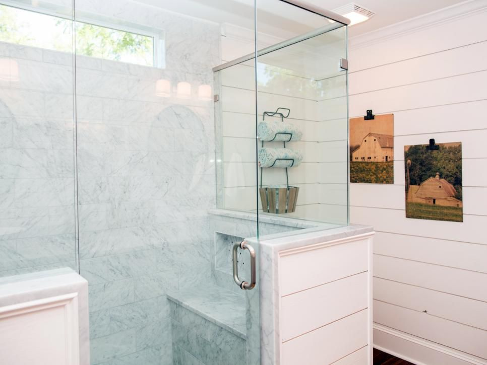 Fixer Upper Texas Sized House Small Town Charm Fixer Upper Bathroom Bathroom Remodel Small Shower Fixer Upper Master Bedroom