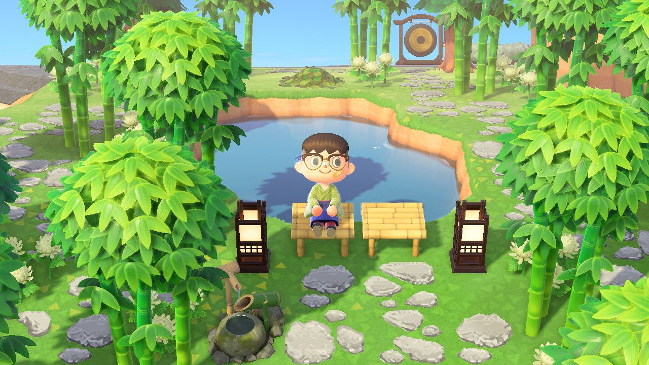 13++ Animal crossing bamboo shoot images