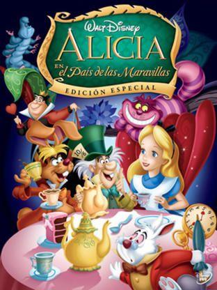 Setembre 2016 Alicia En El Pais De Las Maravillas Peliculas Dibujos Animados Alicia En El Pais De Las Maravillas Peliculas De Disney