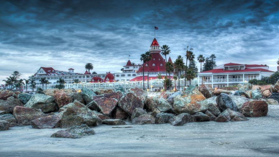 San Diego Del Hotel Wallpaper Free Download Full High Resolutions Wallpaper Wallpaper Free Download Del Coronado