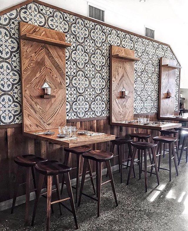 Design Restaurants Interiors Of Restaurants And Bars
