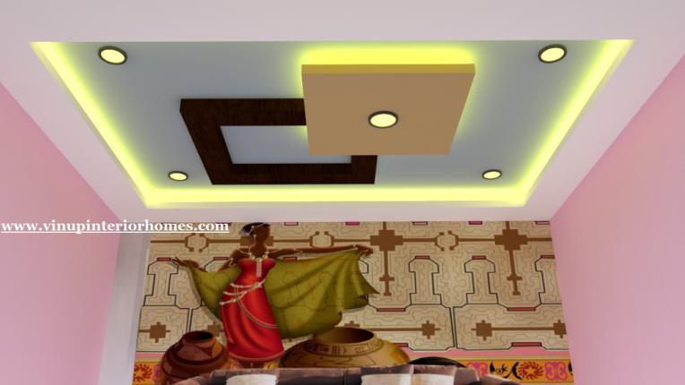Latest Gypsum False Ceiling Designs For Bedroom Simple False