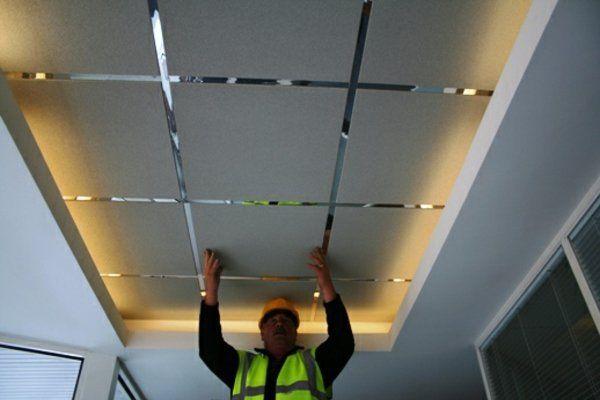 Faux Plafond Moderne Comme Element Decoratif De L Interieur Ceiling Design Modern False Ceiling Bedroom False Ceiling Design