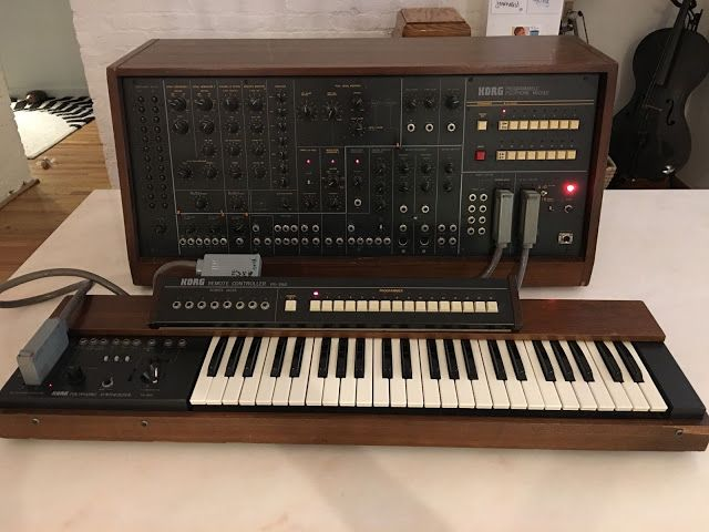 matrixsynth korg ps 3200 programmable polyphonic modular synth new synths keyboard. Black Bedroom Furniture Sets. Home Design Ideas