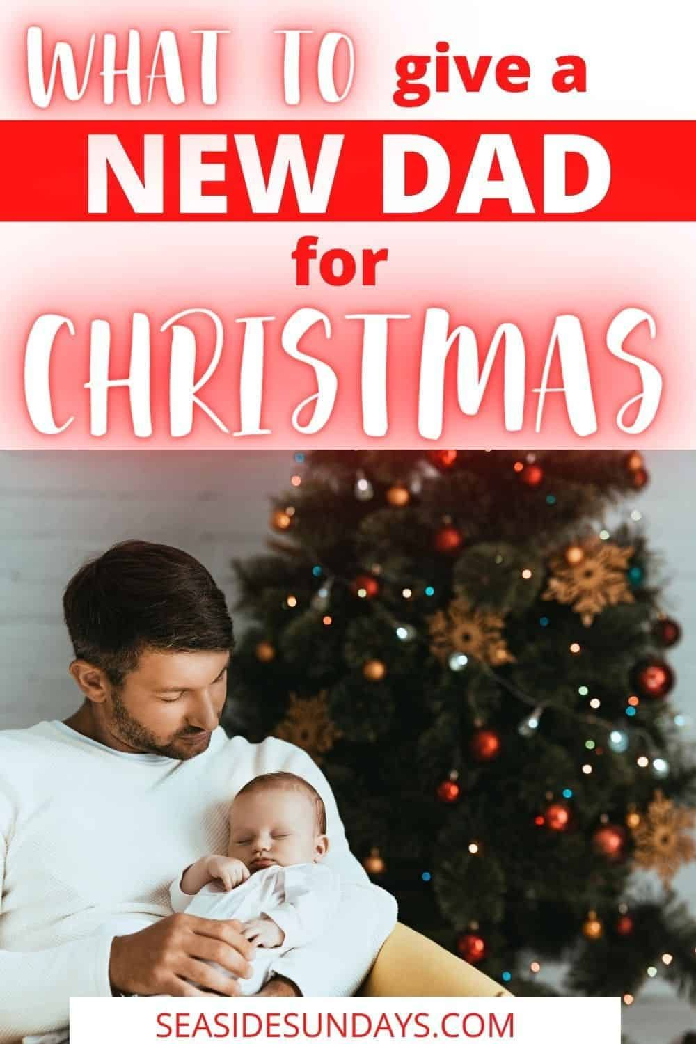 Christmas Gifts 2020 For New Dad 10 Unique Gifts For New Dads Christmas 2020 in 2020 | Gifts for