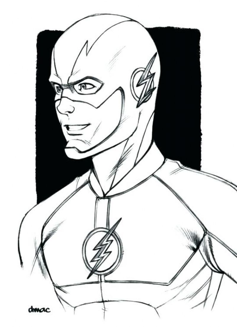 Justice League Colouring Pages In 2020 Superhero Coloring Pages Superhero Coloring Flash Drawing