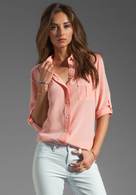 Collection Womens Silk Shirts Pictures - Reikian