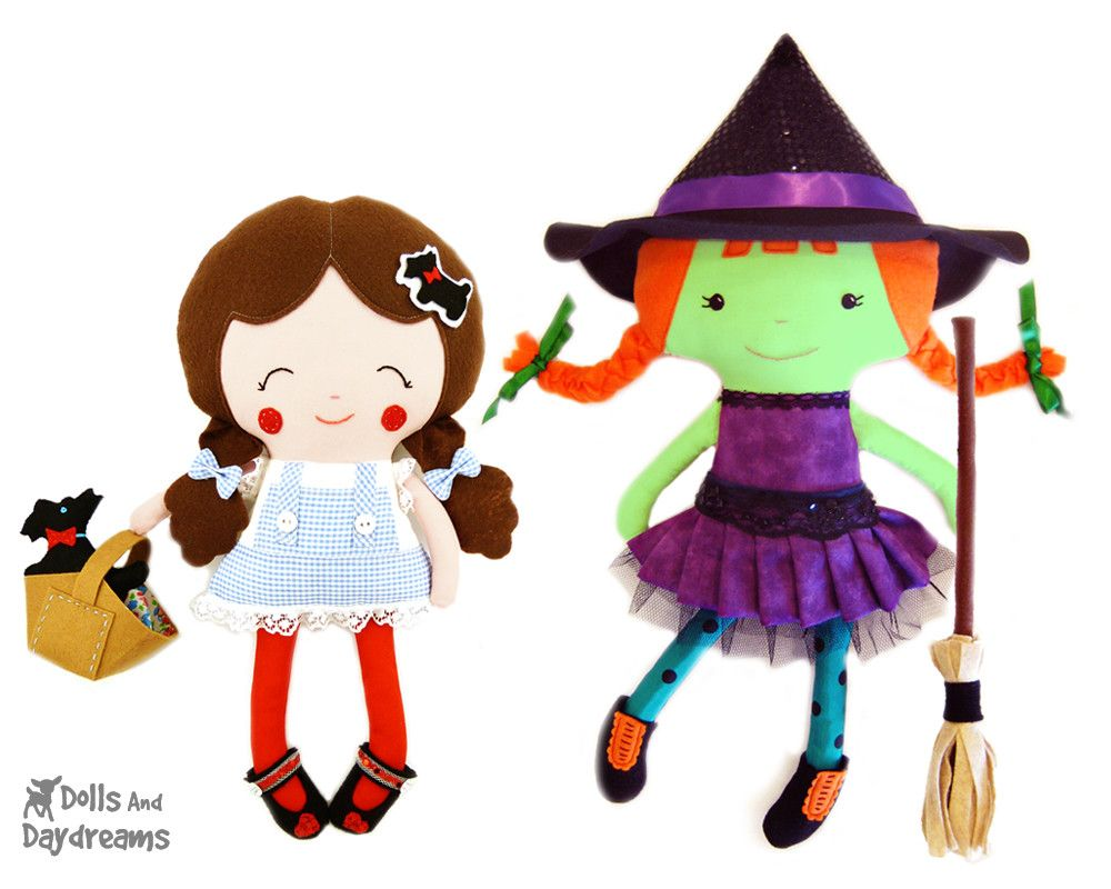 of Oz Sewing Pattern Set 1