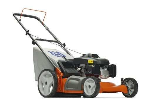 Husqvarna 7021p 21 Inch 160cc Honda Gcv160 Gas Powered 3 N 1 Push Lawn Mower With High Rear Wheels Carb Compliant Push Lawn Mower Best Lawn Mower Lawn Mower