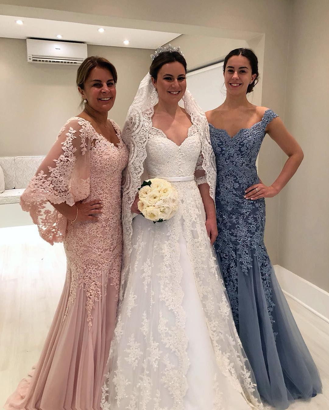 8966a9f42 Vestido para mãe da noiva: 150 fotos para você escolher o modelo ideal