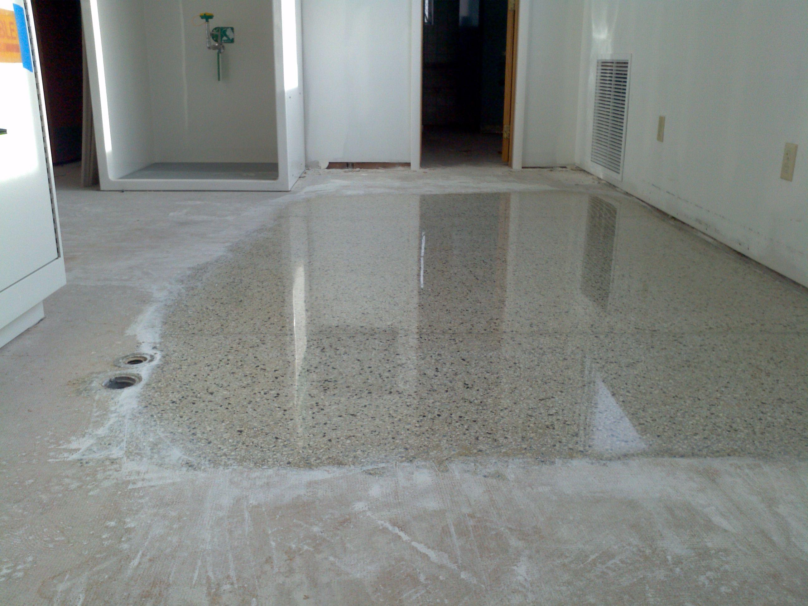 Polished Concrete Floors Fort Lauderdale Professional Fort