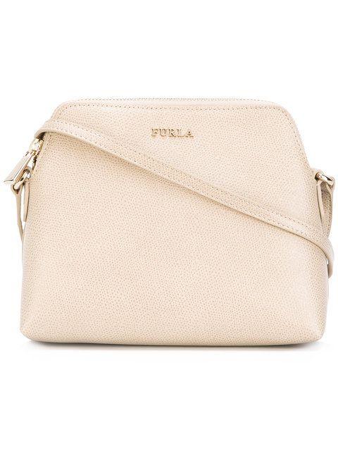 FURLA Cross Body Bag. #furla #bags #leather #cotton #