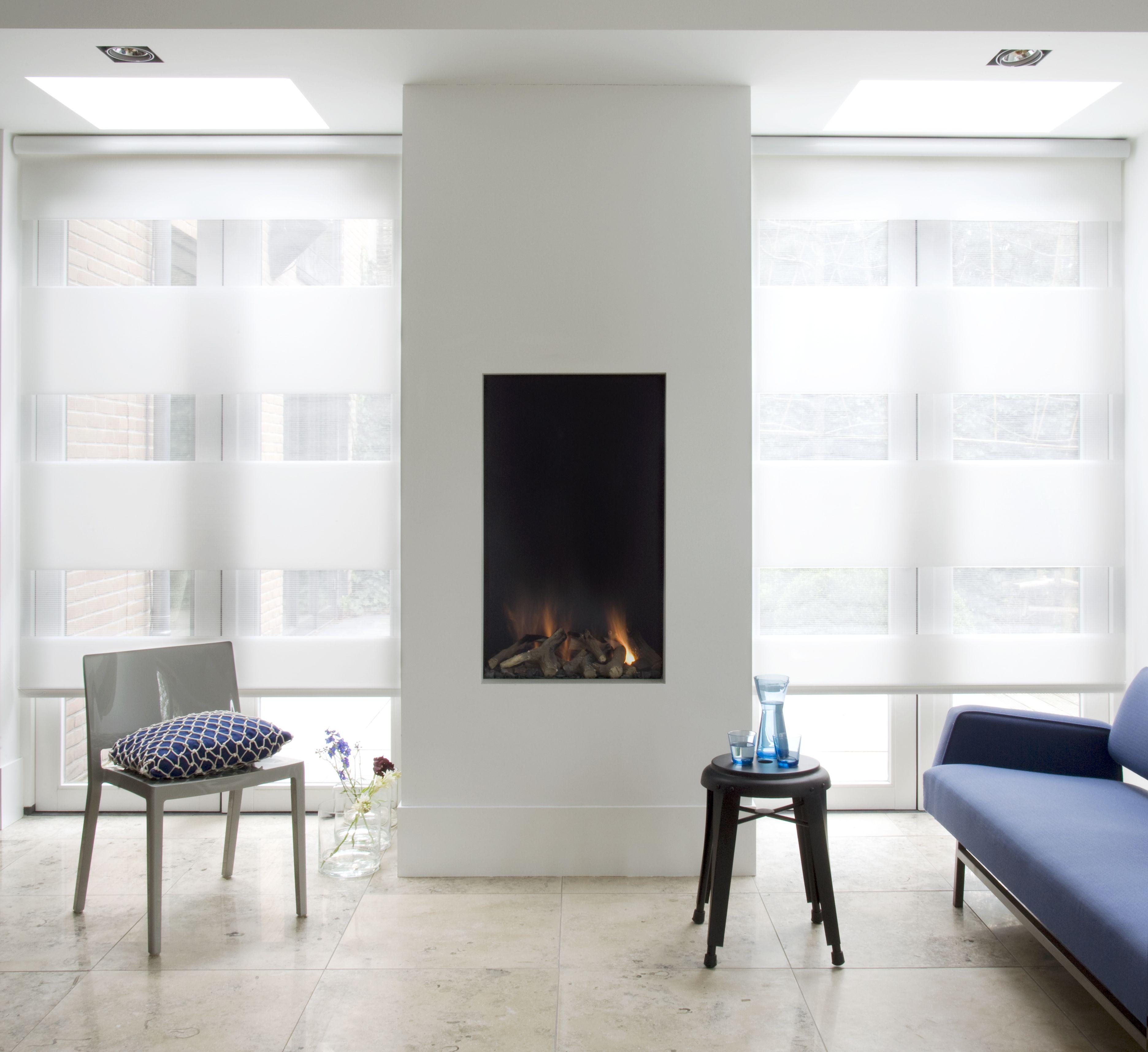 store enrouleur veniti n blanc xl par. Black Bedroom Furniture Sets. Home Design Ideas