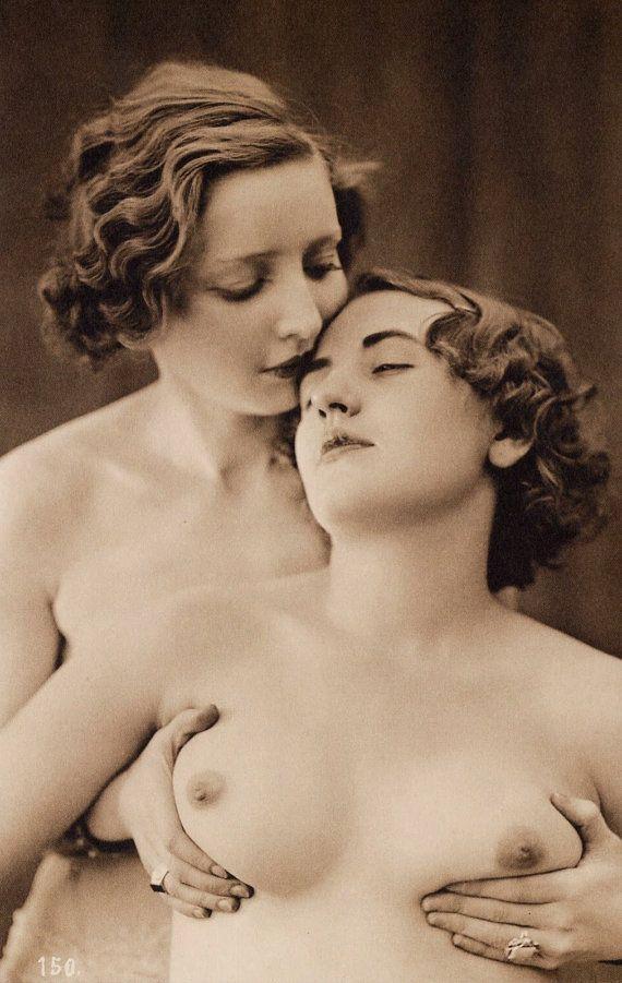 Antique Lesbian Erotica