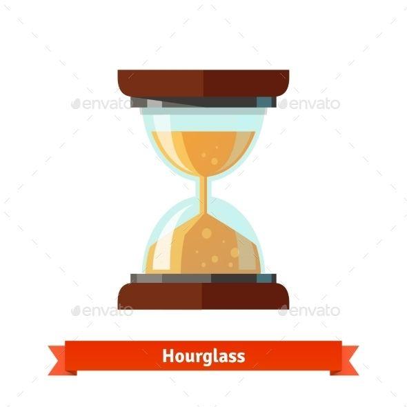 Hourglass Icon Hourglass Sand Clock Sand Glass