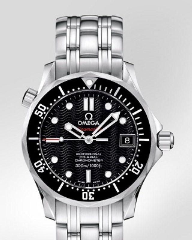 e3a7fd68533 Omega  Seamaster 300M Chronometer Nuovo Box   Paper