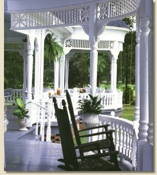 Nothing Like Sitting On The Front Porch In The Quiet Of