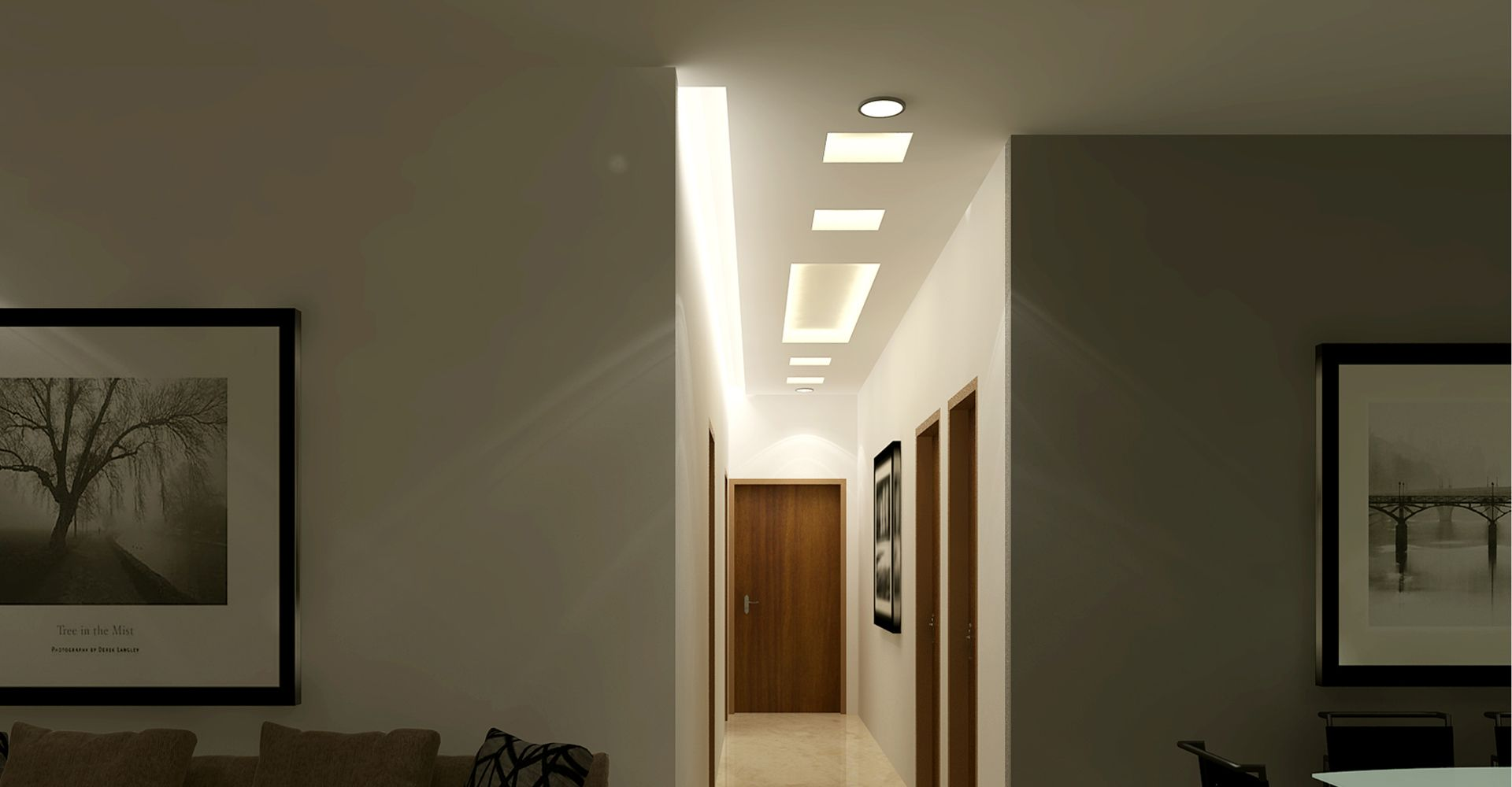 Passage In 2019 False Ceiling For Hall False Ceiling