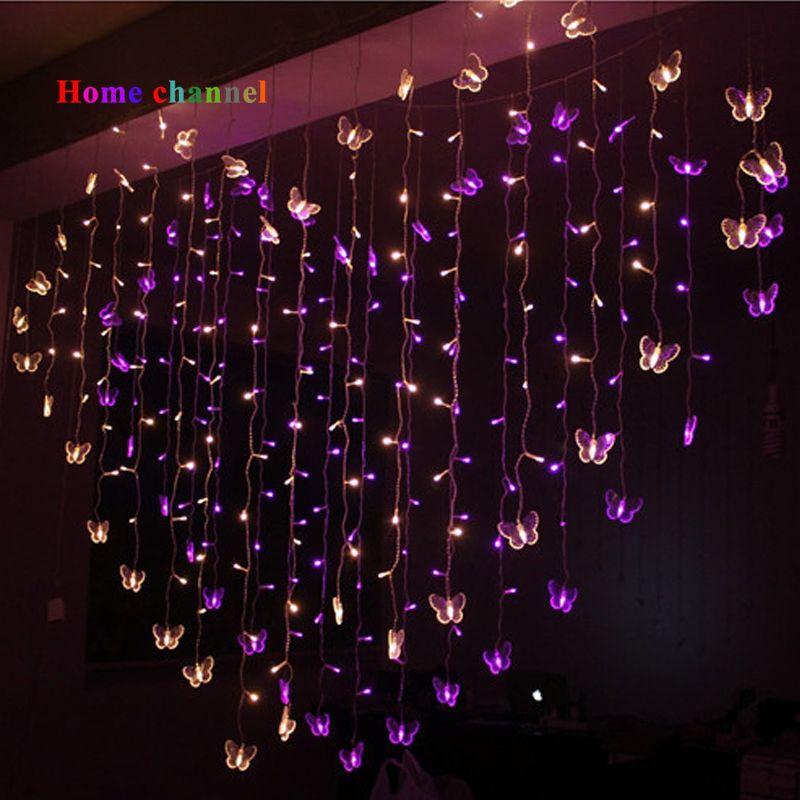 66b7ddf4c27 Encontrar Más Cadenas de LEDs Información acerca de Luces LED cortina bola luces  de cadena 10