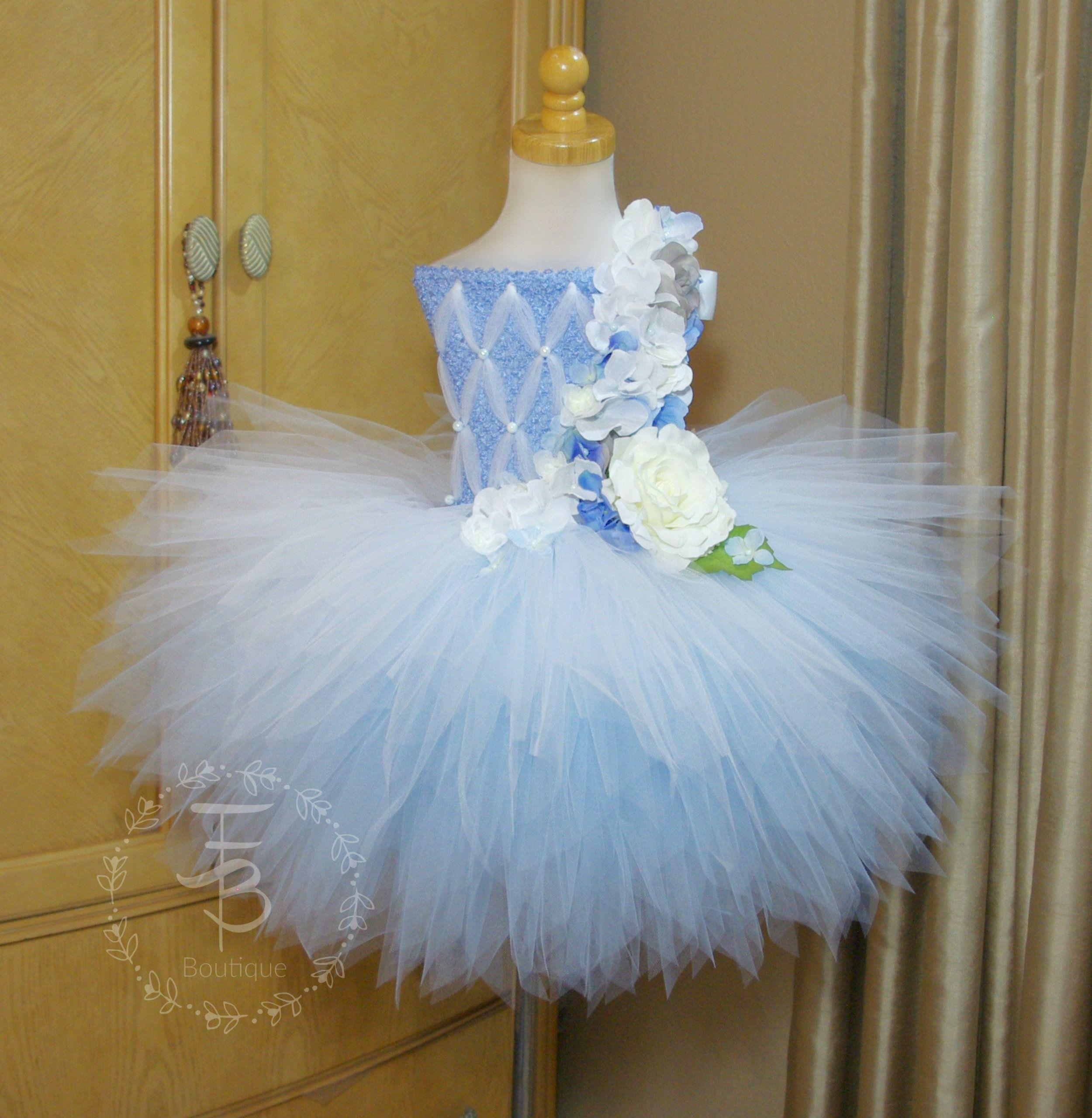 Blue Tutu Dress Birthday Photo Prop Halloween Fairy Tutu Etsy Fairy Dress Birthday Dresses Blue Tutu [ 2560 x 2500 Pixel ]