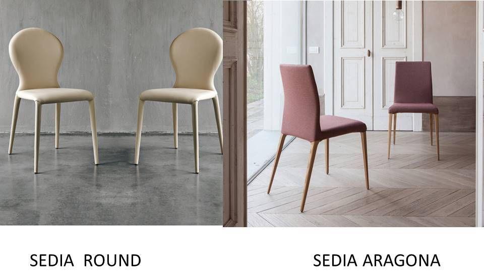 Sedie tonin ~ Sedia round e aragona tonin casa sedie moderne