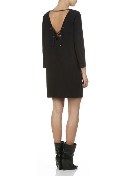 Robe Dexter Noir by BA & SH