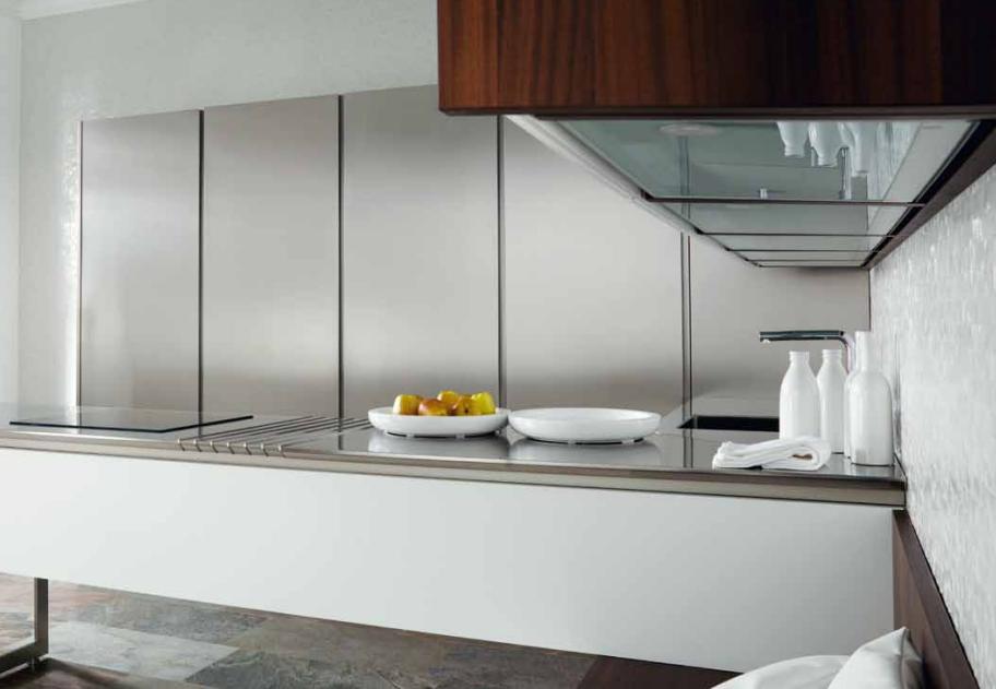PORCELANOSA USA | Contemporary kitchen cabinets, Kitchen ...
