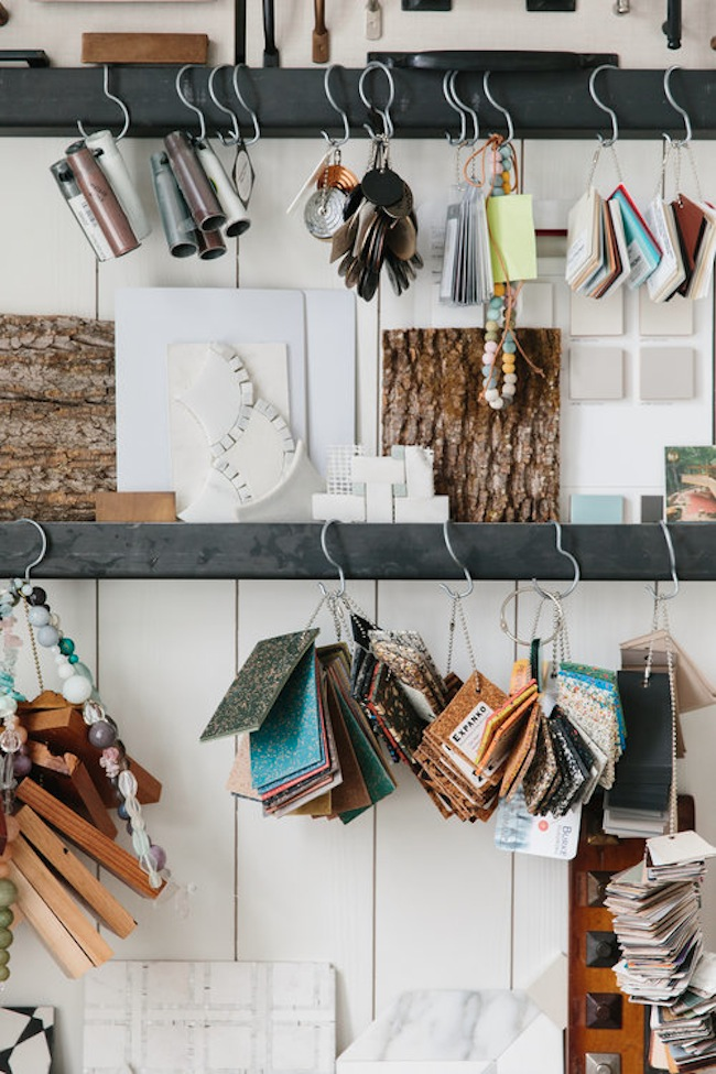 Interior Design Studio Tour - AKA Life Goals | lark & linen