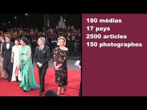 "FESTIVAL INTERNATIONAL DE CINEMA (Marrakech 2016) : SNAPSHOT ""Red Carpet"""