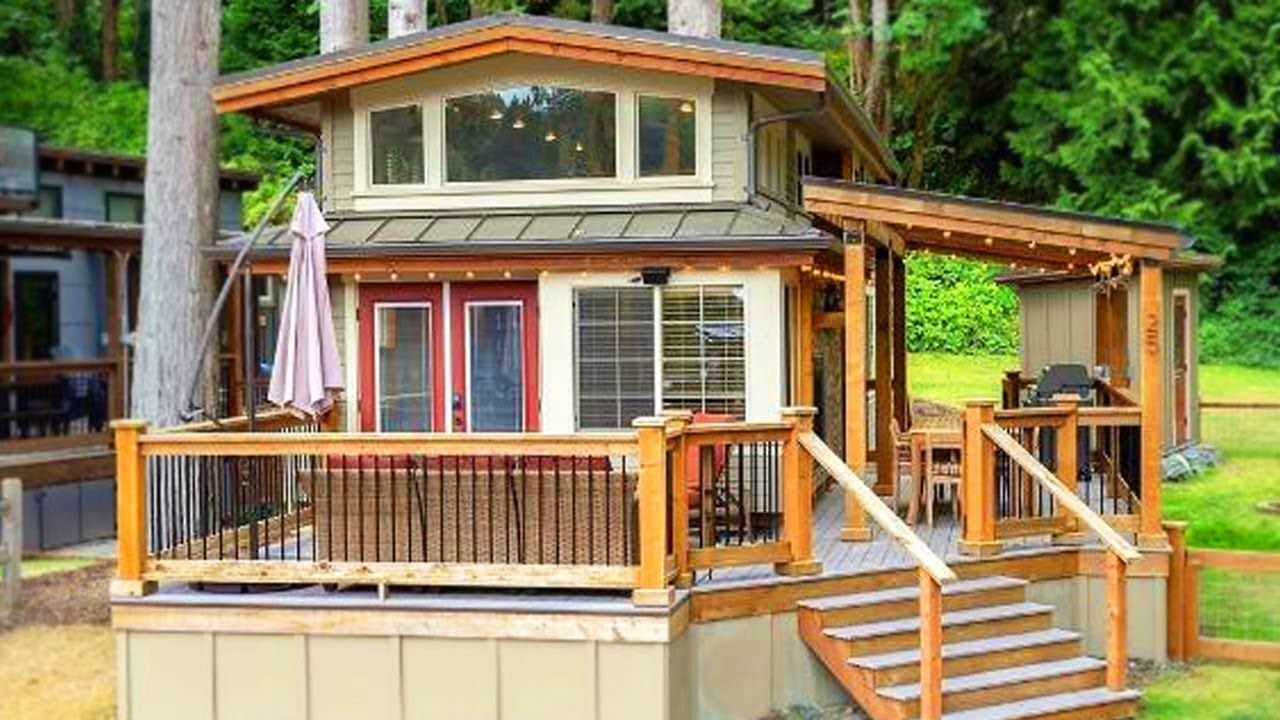 Amazing Beautifully Finished Park Model with 3 Bedrooms