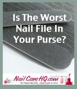 The Worst Nail File 260x300 Files Which Is Best For You