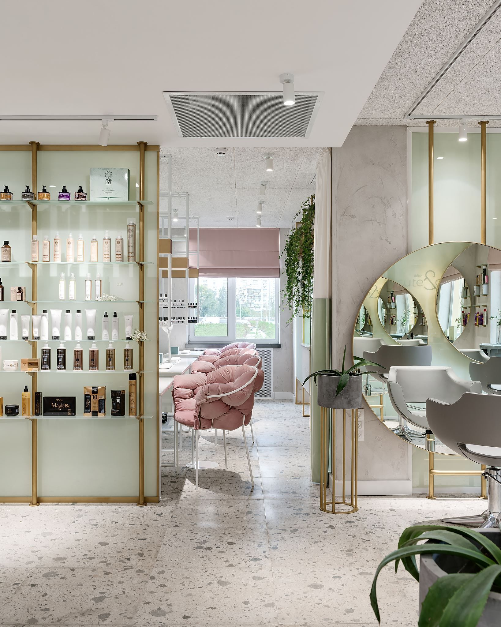 Pin On Salon Design
