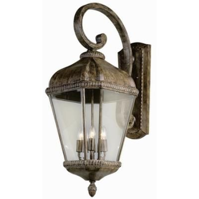 Trans Globe Lighting 5152 New American Four Light Outdoor Wall Mount
