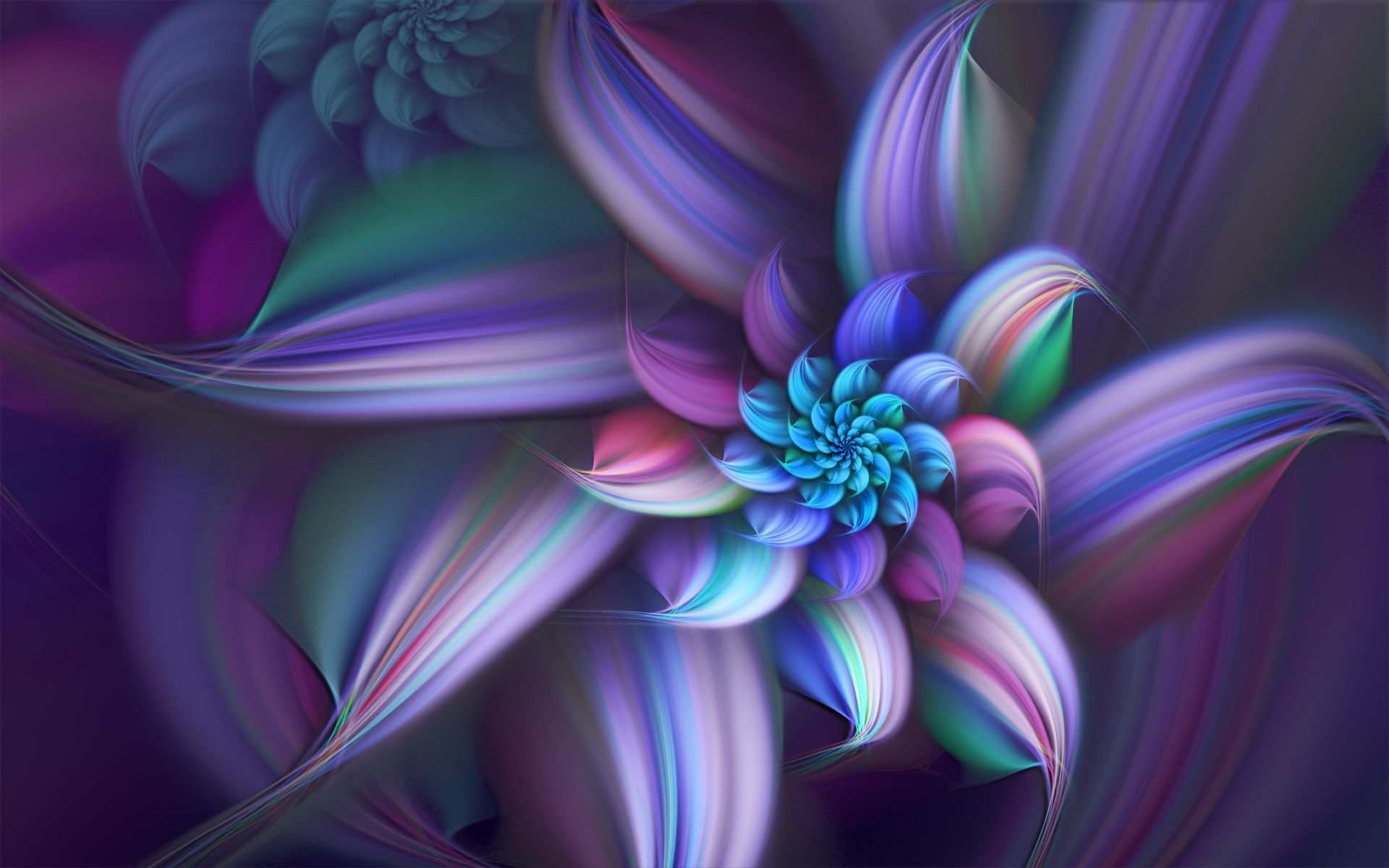 Blue Dahlia By Frankief On Deviantart Flower Art Flower Wallpaper Blue Dahlia