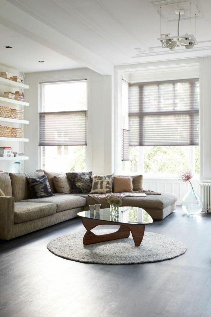Plissees für Fensterverdunkelung und Fensterschmuck - 34 frische