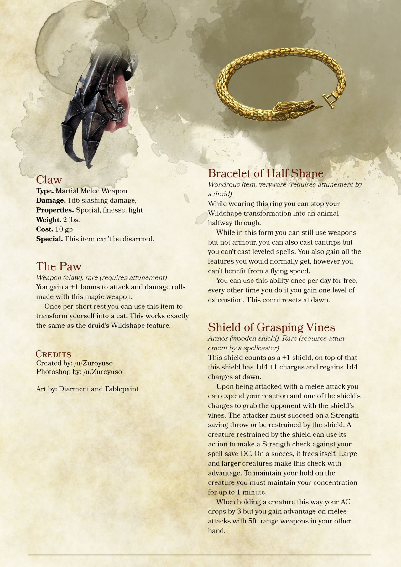 Dnd 5e Homebrew, Dungeons And Dragons Homebrew, D&d Dungeons And Dragons