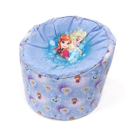 Magnificent Disney Frozen Bean Bag Cover Pink Multi Products In 2019 Inzonedesignstudio Interior Chair Design Inzonedesignstudiocom