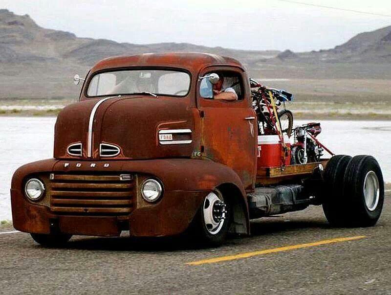 humpback ford trucks rat rod pinterest